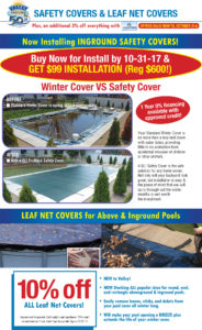Safety Covers & Leaf Nets