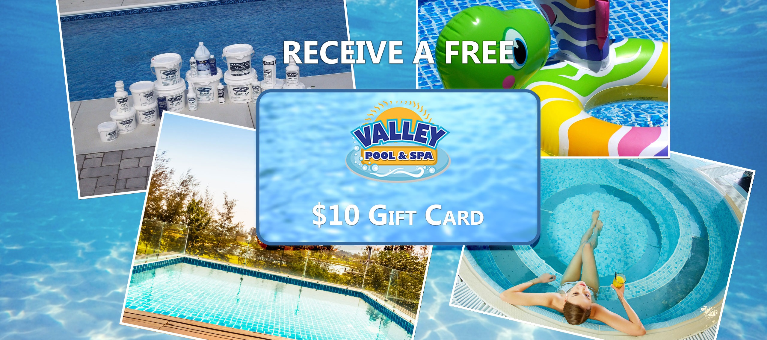 Valley Pool Discount – Horizontal