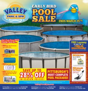 Early Bird POOL SALE - Learn More...CLICK!