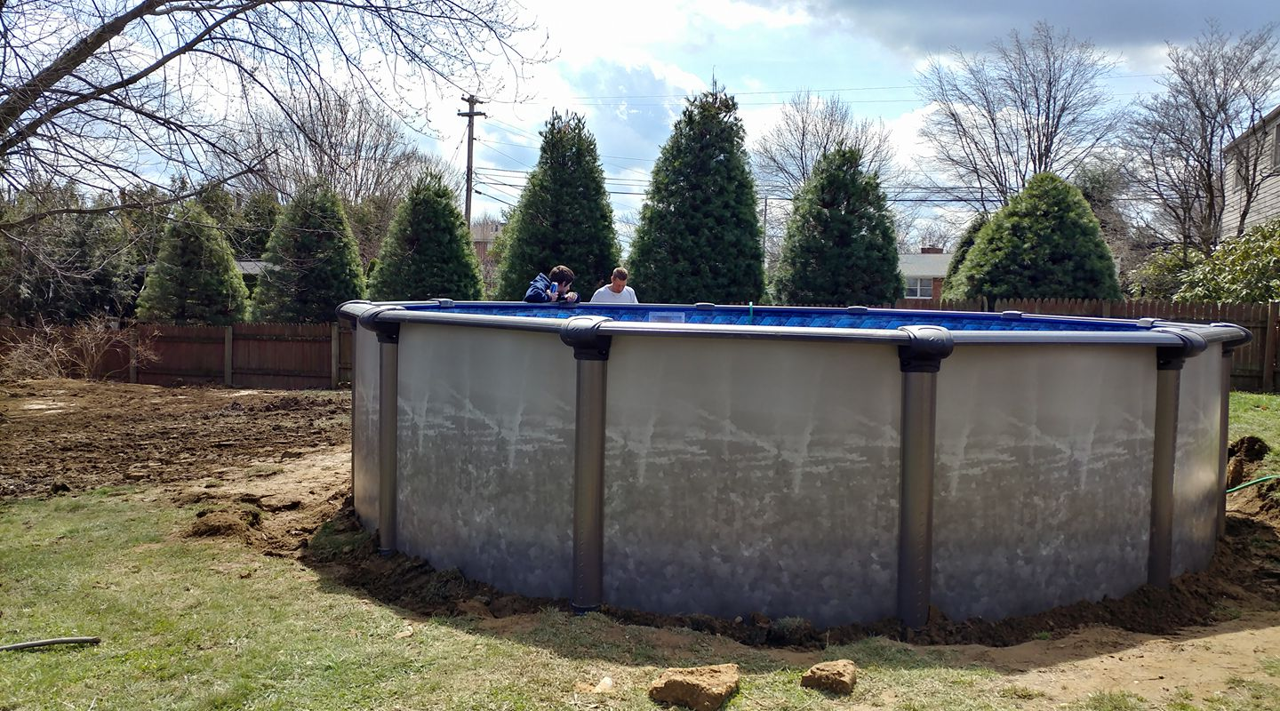 Above Ground Pool Photo Gallery Valley Pool Amp Spa All