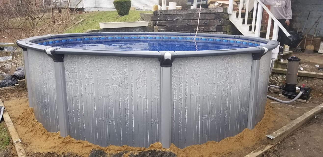 Above Ground Pool Photo Gallery Valley Pool Spa All Pool Models