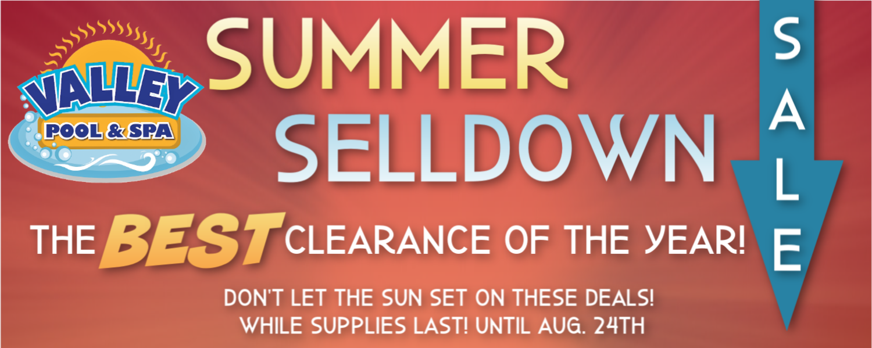 website- summer selldown