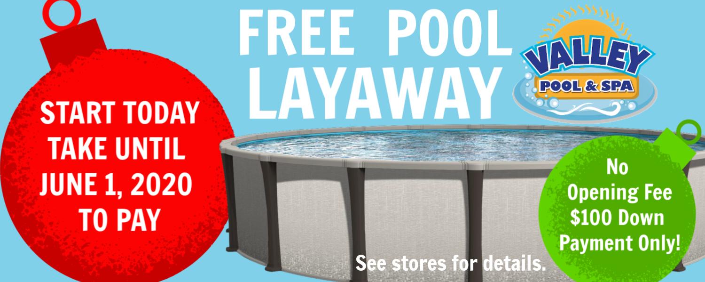 pool layaway website banner